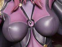 世界の外に在りし双槍を見よ キューズQ新作フィギュア「Fate/Grand Order ランサー/スカサハ[第三再臨]」予約受付開始!