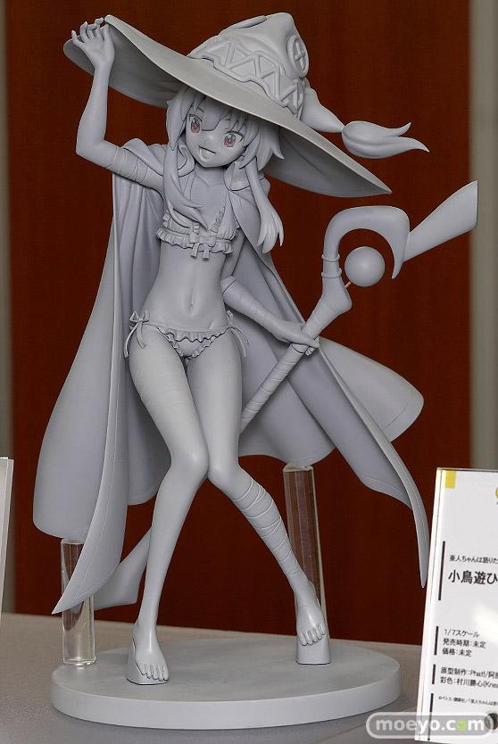 ファット・カンパニーのこの素晴らしい世界に祝福を! めぐみん の新作フィギュア原型画像02