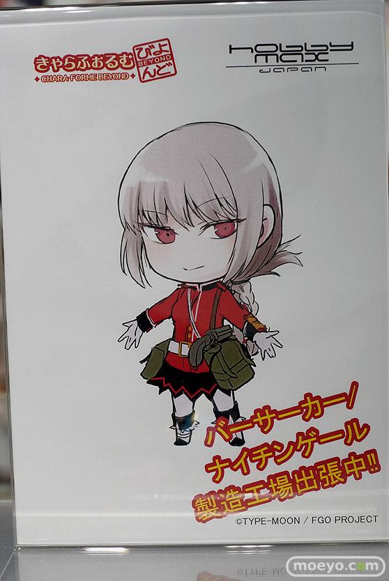 秋葉原の新作フィギュア展示の様子 ボークス FGOギャラリー39