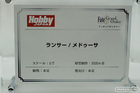 秋葉原の新作フィギュア展示の様子 ボークス FGOギャラリー43