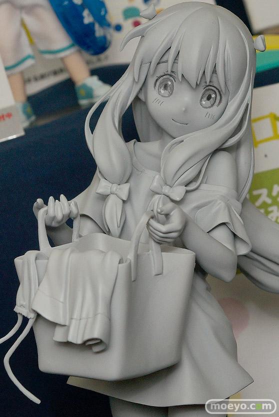 キャラアニのエロマンガ先生 和泉紗霧 の新作フィギュア原型画像04