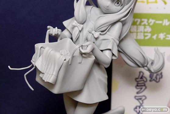 キャラアニのエロマンガ先生 和泉紗霧 の新作フィギュア原型画像07