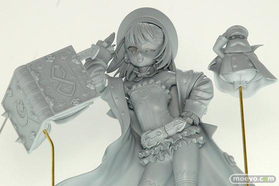 ホビージャパンのFate/Grand Order キャスター/エレナ・ブラヴァツキーの新作フィギュア原型画像04