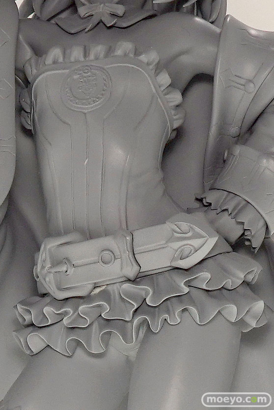 ホビージャパンのFate/Grand Order キャスター/エレナ・ブラヴァツキーの新作フィギュア原型画像06