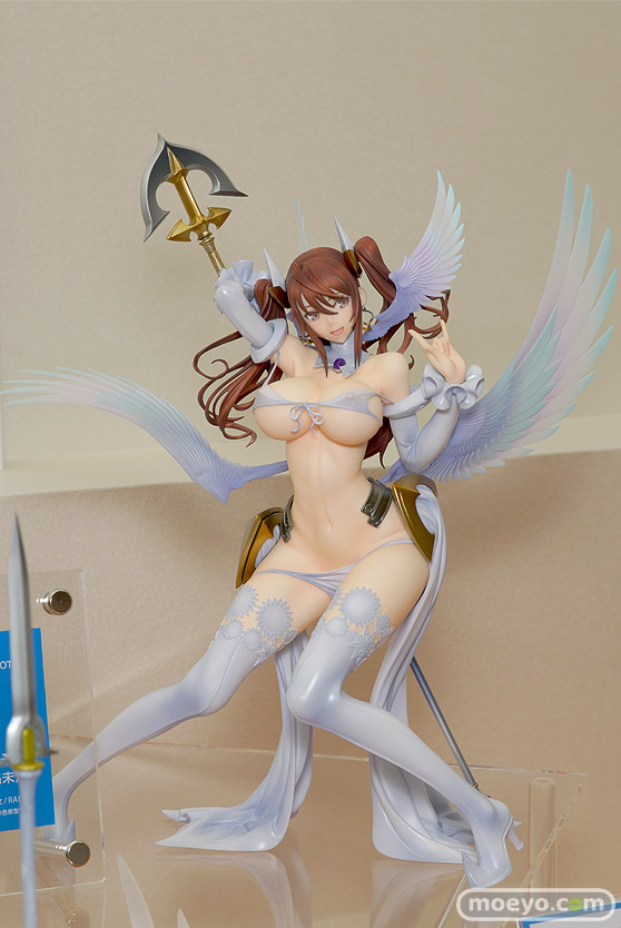 ネイティブのRAITAオリジナルキャラクター(魔法少女シリーズ) 倉本エリカの新作フィギュア彩色サンプル画像02