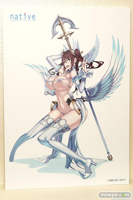 ネイティブのRAITAオリジナルキャラクター(魔法少女シリーズ) 倉本エリカの新作フィギュア彩色サンプル画像11