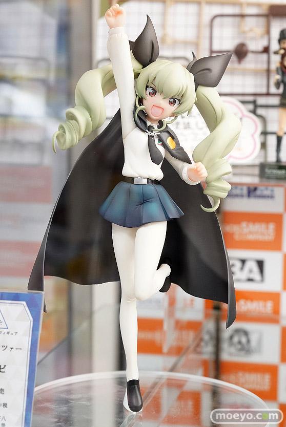 秋葉原の新作フィギュア展示の様子 ボークスホビー天国 Fate/Grand Order フィギュアギャラリー(アキバCOギャラリー)02