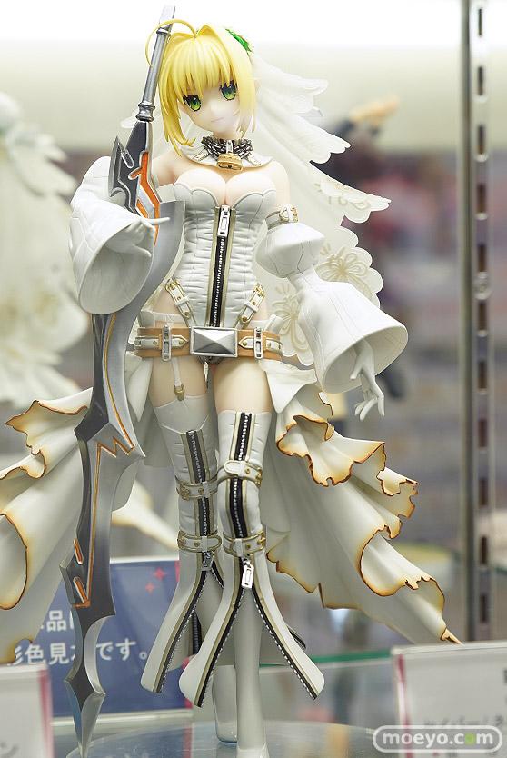 秋葉原の新作フィギュア展示の様子 ボークスホビー天国 Fate/Grand Order フィギュアギャラリー(アキバCOギャラリー)05