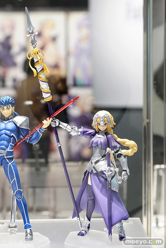秋葉原の新作フィギュア展示の様子 ボークスホビー天国 Fate/Grand Order フィギュアギャラリー(アキバCOギャラリー)40