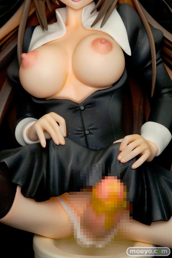 レチェリーの朝からずっしり☆ミルクポット 祐希堂伊織の新作アダルトフィギュア彩色サンプル画像06