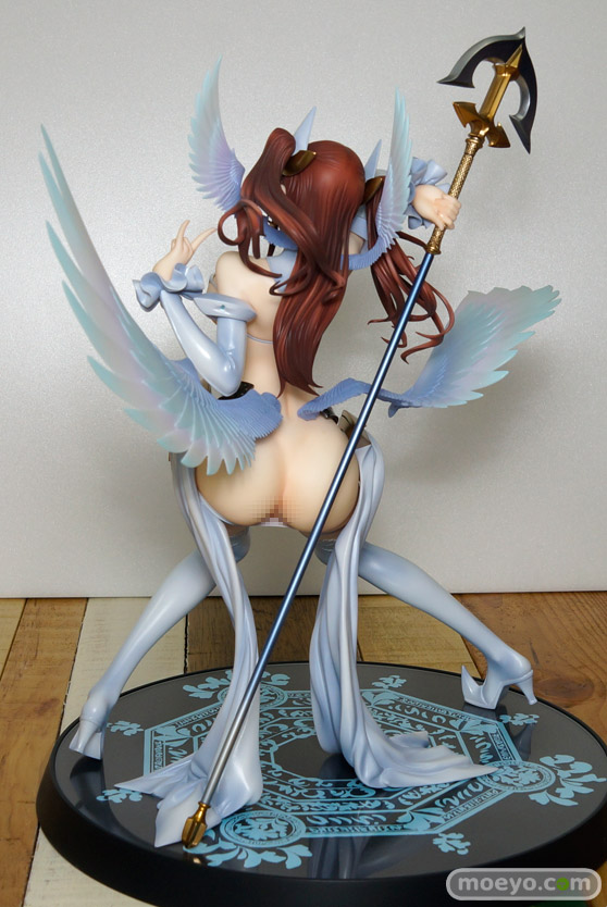 ネイティブのRAITAオリジナルキャラクター(魔法少女シリーズ) 倉本エリカの新作アダルトフィギュア彩色サンプル撮りおろしエロ画像08