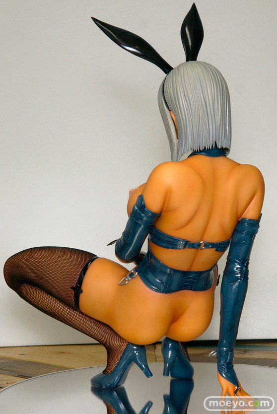 BINDingの誉オリジナルキャラクター 如月 命の新作アダルトフィギュア彩色サンプル撮りおろしエロ画像08