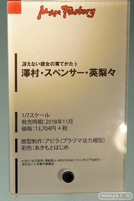 秋葉原での新作フィギュア展示の様子03