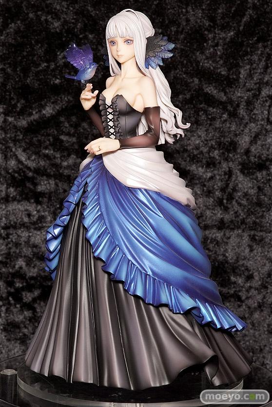 フレアのオーディンスフィア レイヴスラシル グウェンドリン ドレスver.の新作フィギュア彩色サンプル画像01