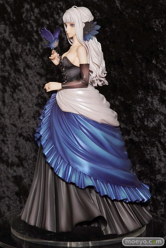 フレアのオーディンスフィア レイヴスラシル グウェンドリン ドレスver.の新作フィギュア彩色サンプル画像03