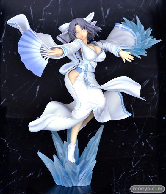 Q-sixの閃乱カグラ SHINOVI VERSUS -少女達の証明- 雪泉の新作フィギュア彩色サンプル画像01
