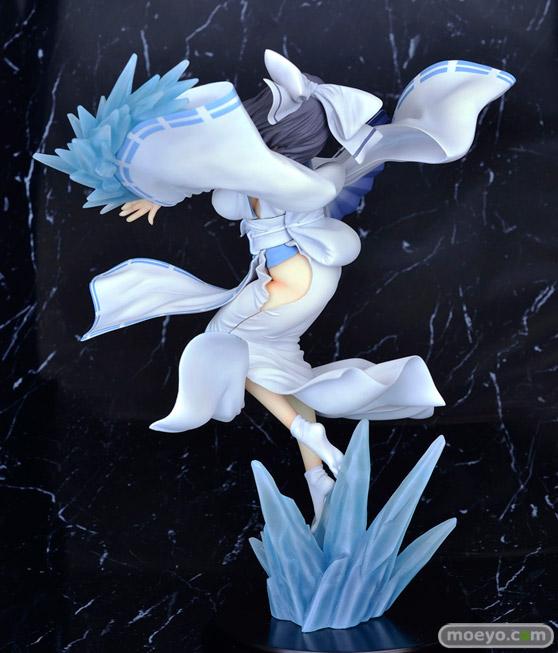 Q-sixの閃乱カグラ SHINOVI VERSUS -少女達の証明- 雪泉の新作フィギュア彩色サンプル画像05