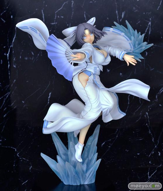 Q-sixの閃乱カグラ SHINOVI VERSUS -少女達の証明- 雪泉の新作フィギュア彩色サンプル画像09