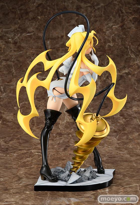 ホビージャパンの魔女と百騎兵2 白衣の女神 リサの新作フィギュア彩色サンプル画像03