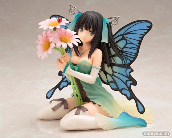 コトブキヤの4-Leaves Tony'sヒロインコレクション 雛菊の妖精 デイジーの新作フィギュア彩色サンプル画像01