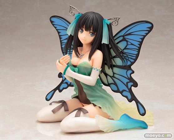 コトブキヤの4-Leaves Tony'sヒロインコレクション 雛菊の妖精 デイジーの新作フィギュア彩色サンプル画像02