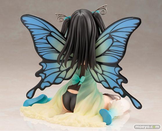 コトブキヤの4-Leaves Tony'sヒロインコレクション 雛菊の妖精 デイジーの新作フィギュア彩色サンプル画像05