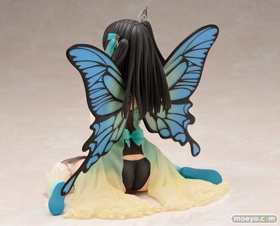 コトブキヤの4-Leaves Tony'sヒロインコレクション 雛菊の妖精 デイジーの新作フィギュア彩色サンプル画像06