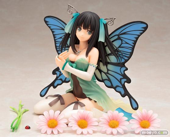 コトブキヤの4-Leaves Tony'sヒロインコレクション 雛菊の妖精 デイジーの新作フィギュア彩色サンプル画像07