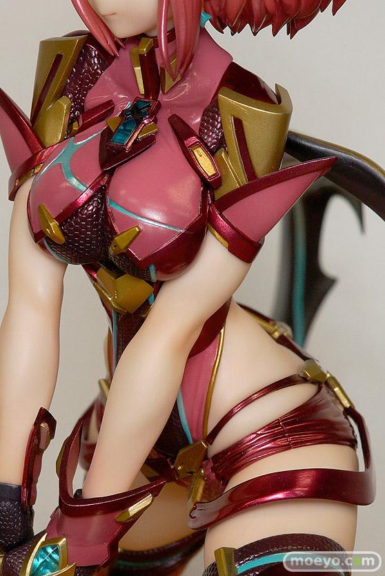 グッドスマイルカンパニーのゼノブレイド2 ホムラの新作フィギュア彩色サンプル画像19