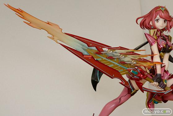 グッドスマイルカンパニーのゼノブレイド2 ホムラの新作フィギュア彩色サンプル画像20