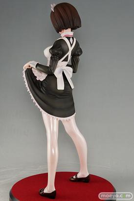 ダイキ工業の嫌な顔されながらおパンツ見せてもらいたいフィギュア メイドの伊東ちとせさんの新作フィギュアキャストオフアダルトエロ製品版画像06