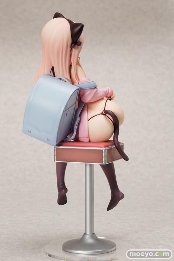 ヴェルテクスの凍京NECRO 義城蜜魅の新作フィギュア彩色サンプル画像06