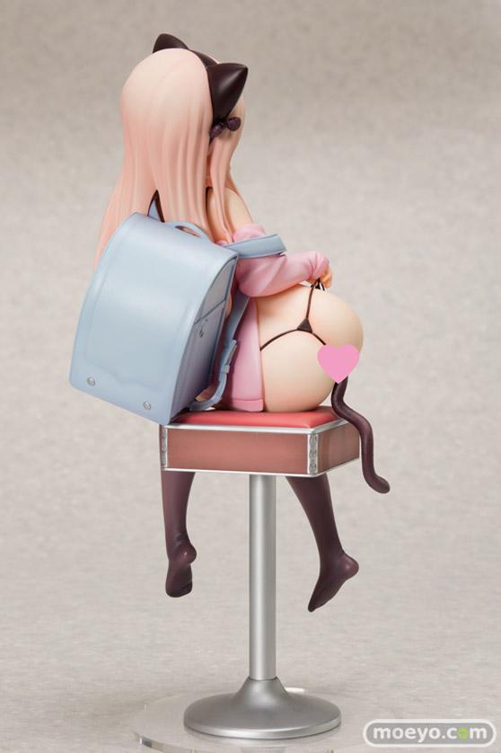 ヴェルテクスの凍京NECRO 義城蜜魅の新作フィギュア彩色サンプル画像16