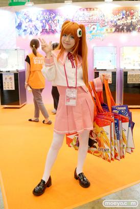 ワンフェス2017(WF2017夏) コスプレ イベント コンパニオン 画像 写真 レポート