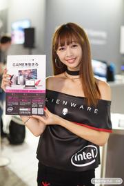 TGS2017 コスプレ イベント コンパニオン 画像 写真 レポート