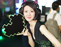 【TGS2017】豪華絢爛!各ブースを華やかに彩った「コンパニオン」特集 03