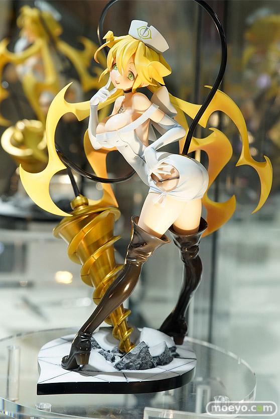 ホビージャパンの魔女と百騎兵2 白衣の女神 リサの新作フィギュア彩色サンプル展示画像01