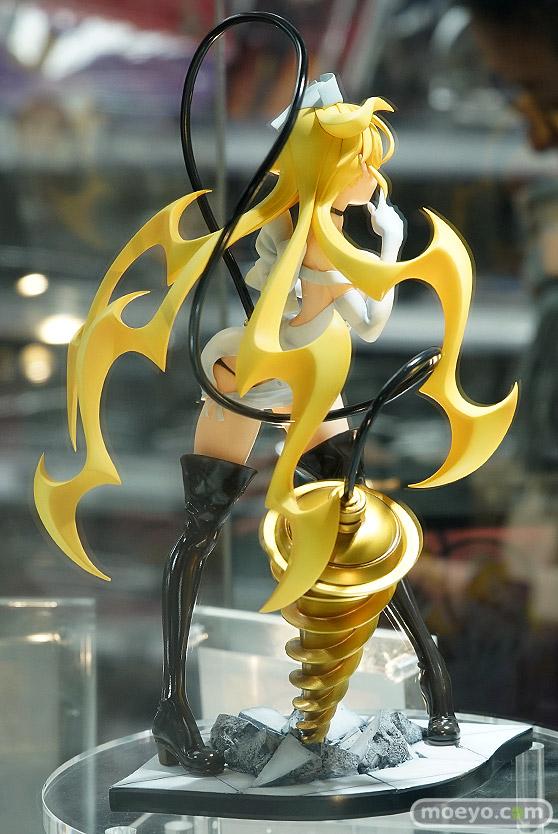 ホビージャパンの魔女と百騎兵2 白衣の女神 リサの新作フィギュア彩色サンプル展示画像03