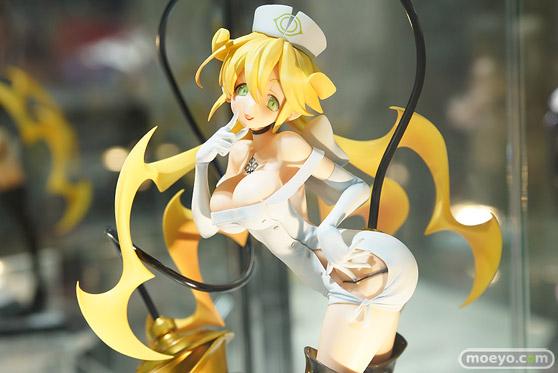 ホビージャパンの魔女と百騎兵2 白衣の女神 リサの新作フィギュア彩色サンプル展示画像05
