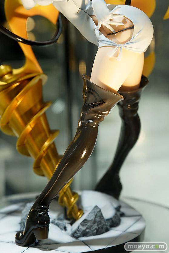 ホビージャパンの魔女と百騎兵2 白衣の女神 リサの新作フィギュア彩色サンプル展示画像09