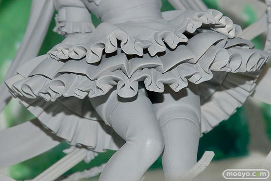 メガハウスのクイーンズブレイド UNLIMITED 冥土へ誘うもの アイリの新作フィギュア原型画像08