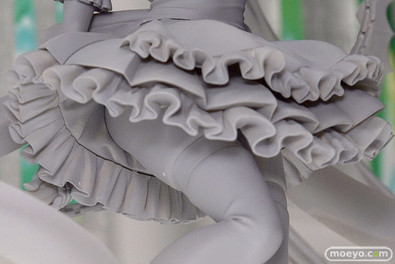 メガハウスのクイーンズブレイド UNLIMITED 冥土へ誘うもの アイリの新作フィギュア原型画像09