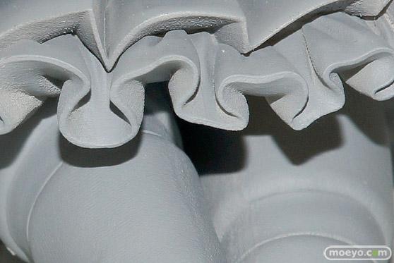 メガハウスのクイーンズブレイド UNLIMITED 冥土へ誘うもの アイリの新作フィギュア原型画像11