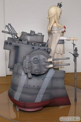 グッドスマイルカンパニーの艦隊これくしょん ‐艦これ‐ ウォースパイトの新作フィギュア彩色サンプル画像04