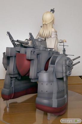 グッドスマイルカンパニーの艦隊これくしょん ‐艦これ‐ ウォースパイトの新作フィギュア彩色サンプル画像05