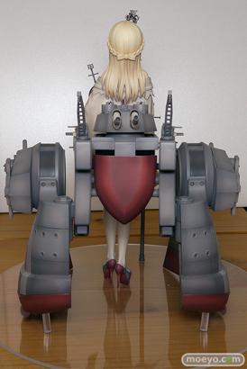 グッドスマイルカンパニーの艦隊これくしょん ‐艦これ‐ ウォースパイトの新作フィギュア彩色サンプル画像06