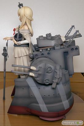 グッドスマイルカンパニーの艦隊これくしょん ‐艦これ‐ ウォースパイトの新作フィギュア彩色サンプル画像08