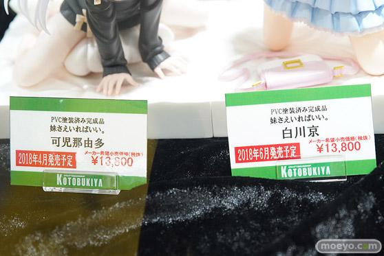 秋葉原の新作フィギュア展示の様子04