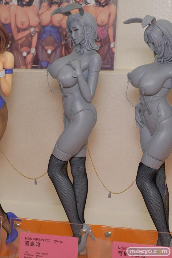 BINDingのNON VIRGIN バニーガール 嘉島冴の新作アダルトフィギュア彩色サンプル画像04