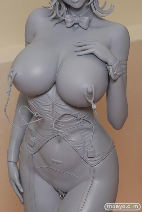 BINDingのNON VIRGIN バニーガール 嘉島冴の新作アダルトフィギュア彩色サンプル画像07